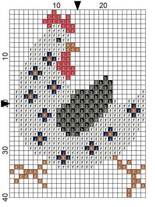 Magnet Chicken B2