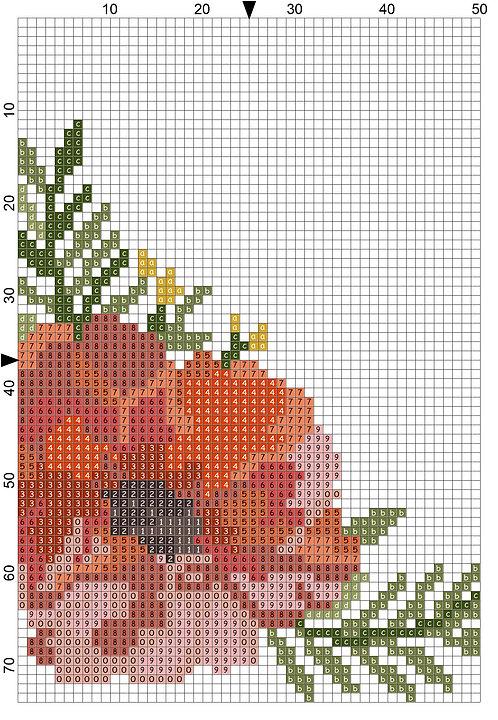 Small Wall Art Flower 02