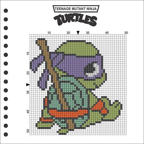 Photo Book - Ninja Turtle Dontatello