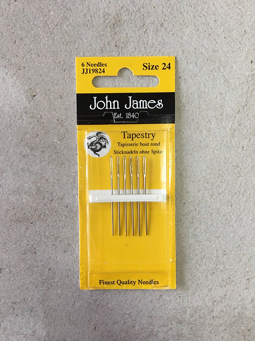 John James Tapestry Needle 24