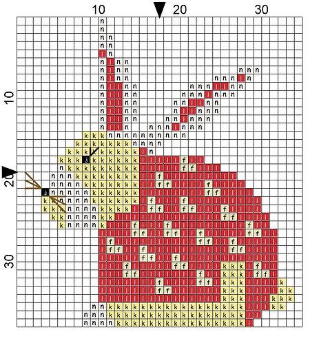 Magnet Rabbit 02
