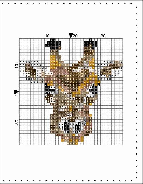 A6 Leather Cover- Giraffe