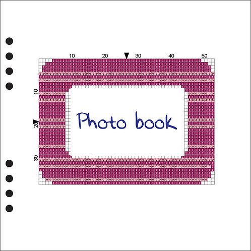 Photo Book - Photobook Pink