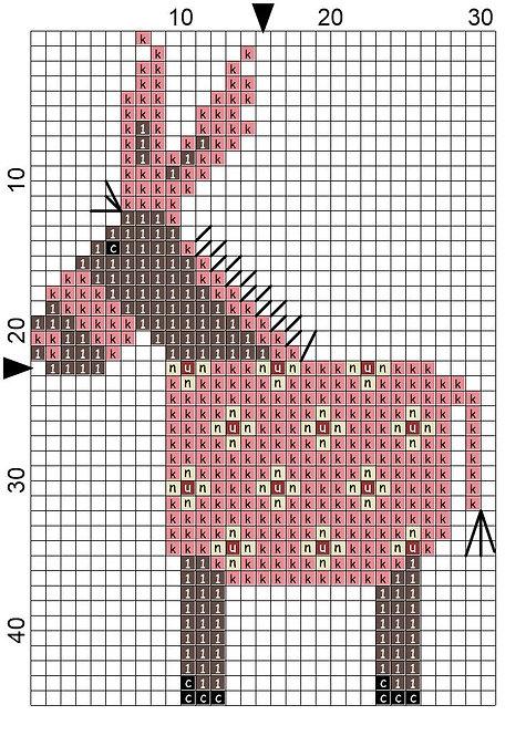 Magnet Donkey 07