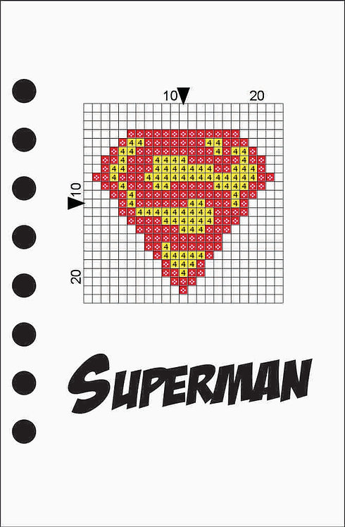 Small notebook - Superman