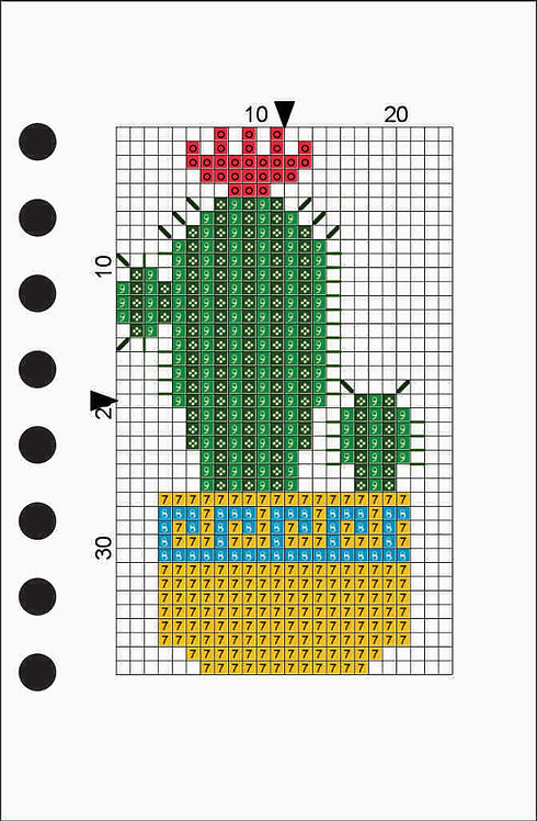 Small notebook - Cactus