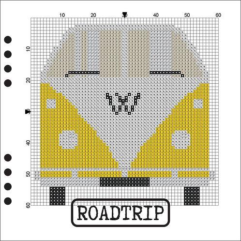 Roadtrip Bus Yellow