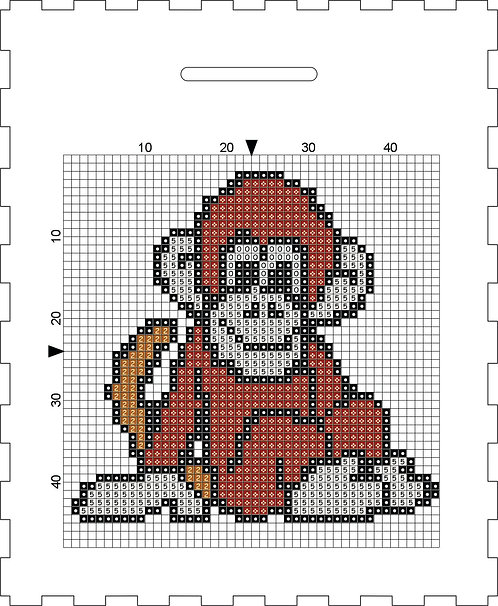 Money Box -Monkey