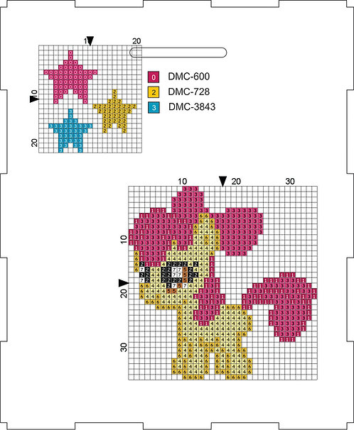Money Box - Pony Yellow/Pink