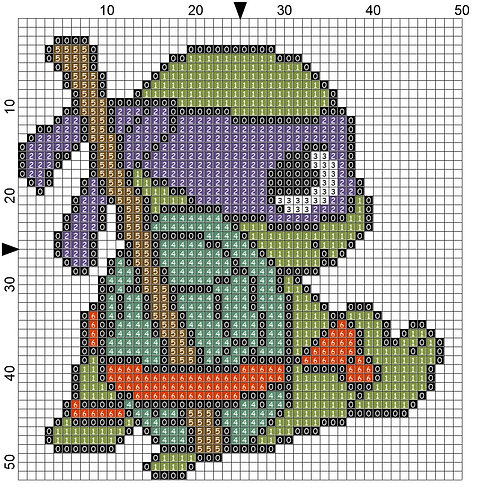 Ninja Turtle - Purple