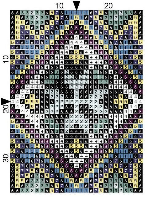 Quilt Block 31