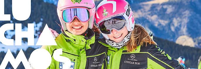equipo competicion esqui alpino madrid, club esqui madrid, esqui en familia, entrenamiento esqui xanadu, competiciones, carreras,