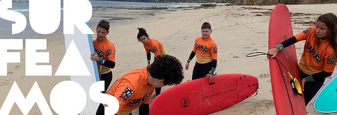 club esqui madrid, esqui niños madrid, campamento surf, surfear, equipo competicion, verano con niños