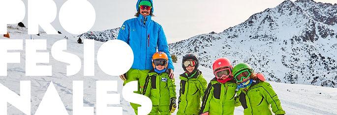 club esqui madrid, experiencia, profesores titulados, esquiar niños, profesionales, competición, xanadu, entrenamiento