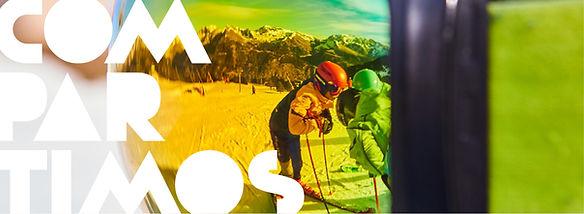 esquiar para disfrutar, compartir amigos y familia, viajes familiares esqui, esquí niños madrid, aprender a esquiar