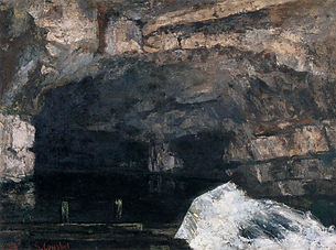 Gustave_Courbet_-_The_Source_of_the_Loue