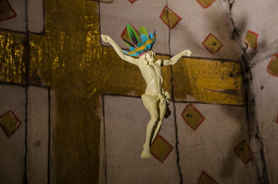 Matias Quintero Sepulveda quiasma museo santa clara arte colombiano