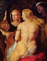 Tocador de Venus, Rubens