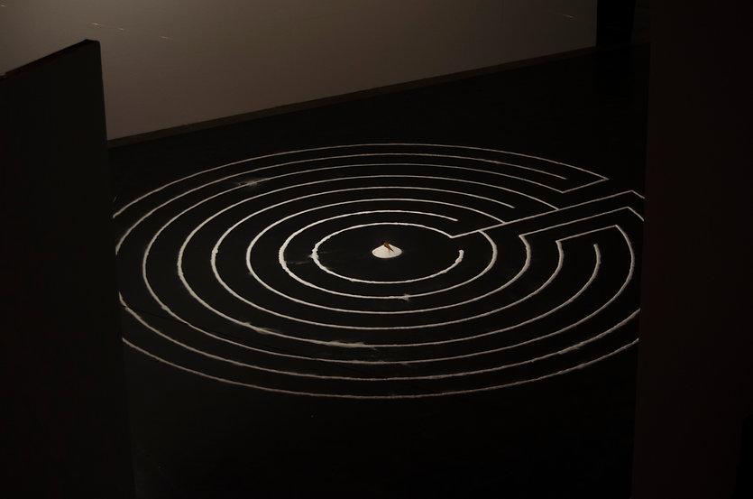 Kabel labyrinth laberinto Matias Quintero