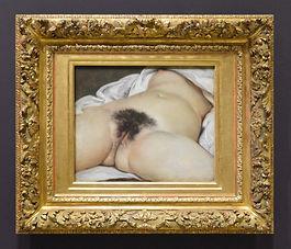 L_Origine_du_Monde-Courbet-Orsay-cadre_e