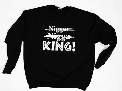 """""""KING"""" Sweater"""