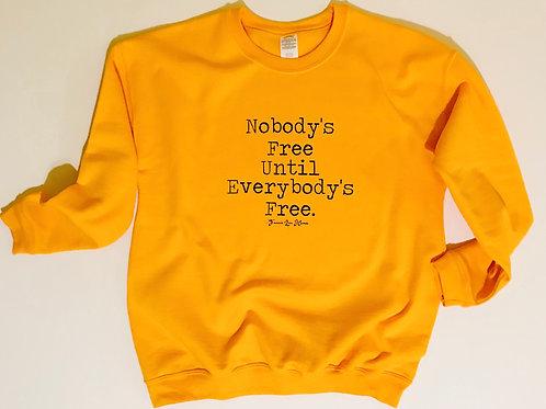 """FREE"" Sweater"