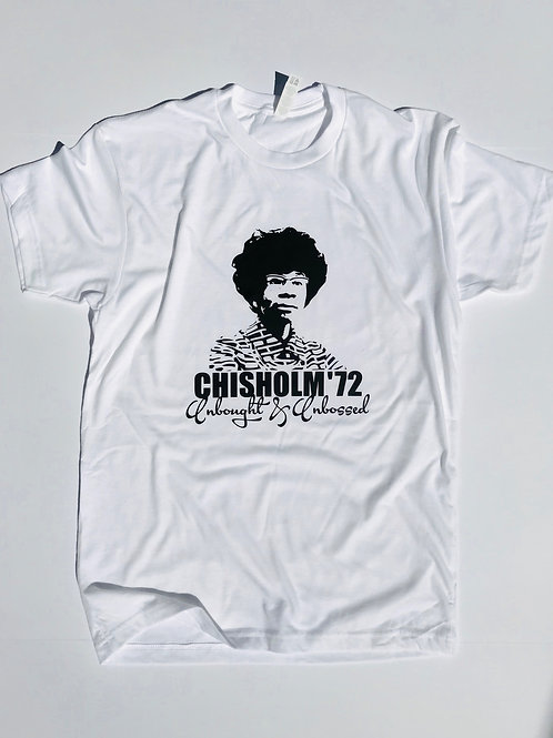"""Chisholm Unbought & Unbossed"" Tee"