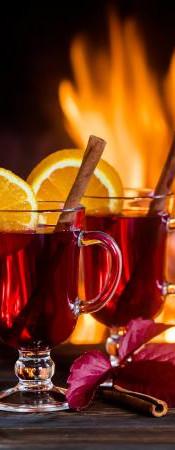 Tea is also good..