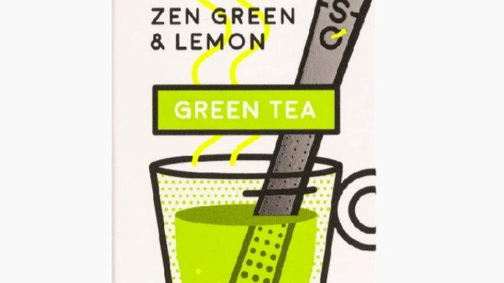 英國STICKSOLOGY Zen Green & Lemon  檸檬味綠茶