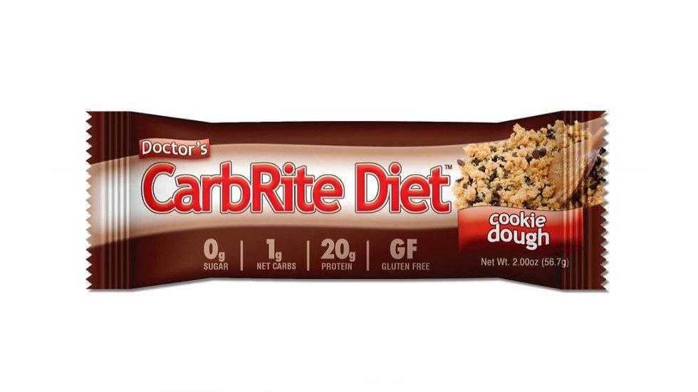 美國CARBRITE DIET Cookie Dough曲奇波波能量棒