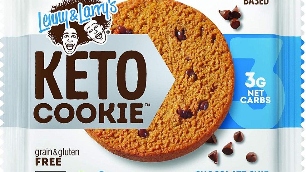 美國LENNY &  LARRY'S Keto Chocolate Chip Cookie 生酮朱古力粒曲奇