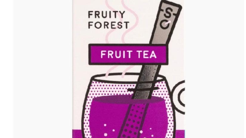 英國STICKSOLOGY Fruity Forest 森林果味紅茶