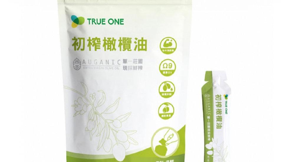 台灣TRUE ONE初榨橄欖油 10毫升 x 15包
