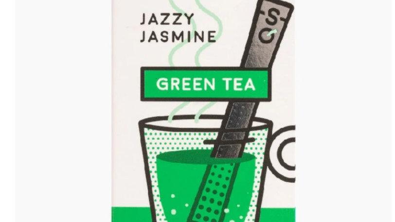 英國STICKSOLOGY Jazzy Jasmine 爵士茉莉花綠茶