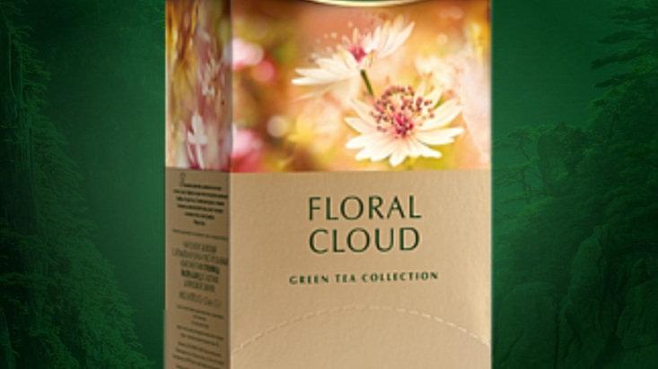 英國GREENFIELD Floral Cloud 花香雲絮