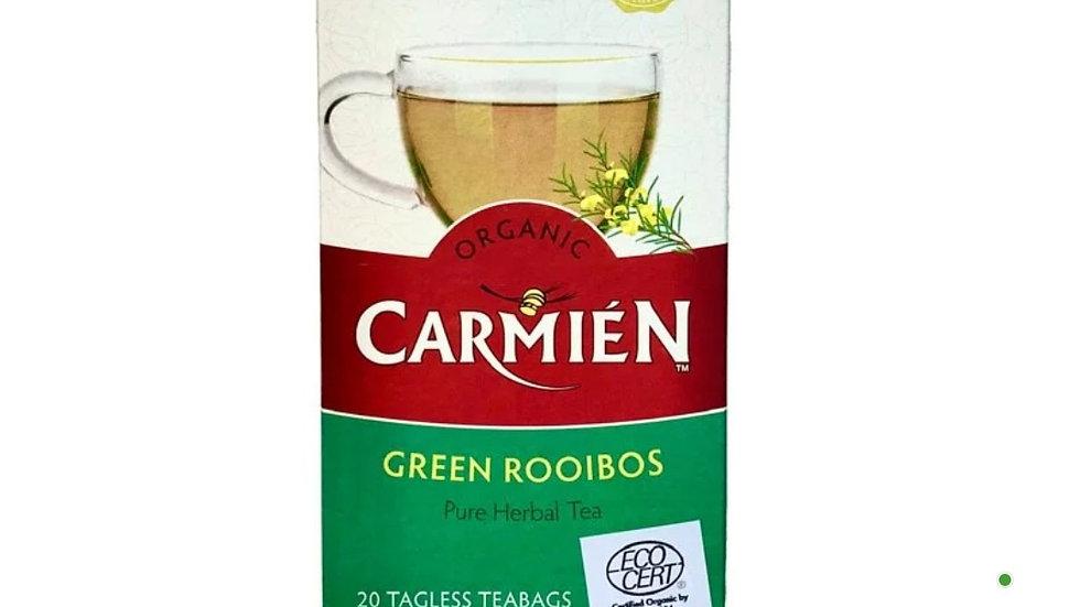 南非CARMIEN ECO CERT Green Rooibos 歐盟有機認證綠博士苶