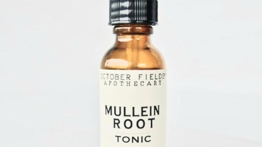 美國OCTOBER FIELDS Mullein Root 毛蕊花根滴管劑