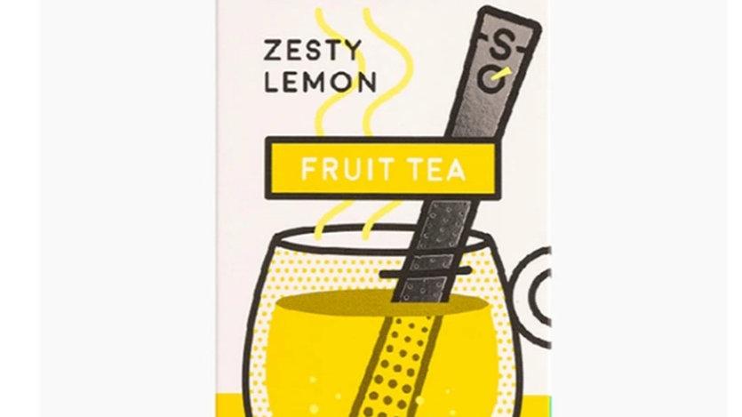英國STICKSOLOGY Zesty Lemon 激爽檸檬紅茶