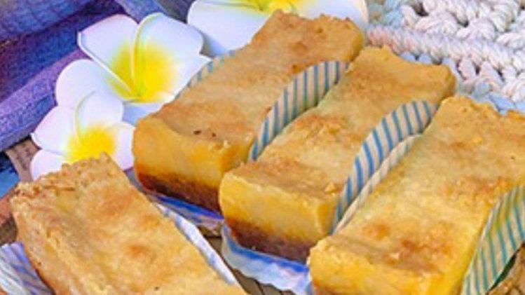 Keto Lemon Coconut Crumbled  Bar 生酮檸檬椰子酥