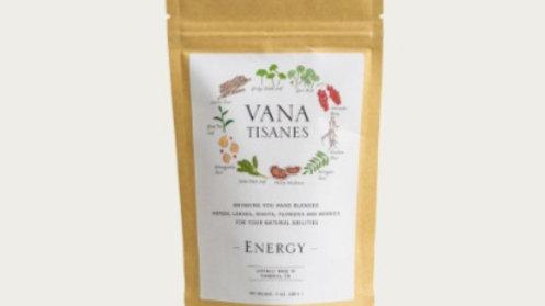 美國VANA TISANES Energy 活躍動力 28g