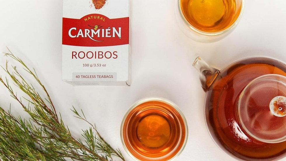 南非CARMIEN Organic Rooibos 有機國寶/博士茶