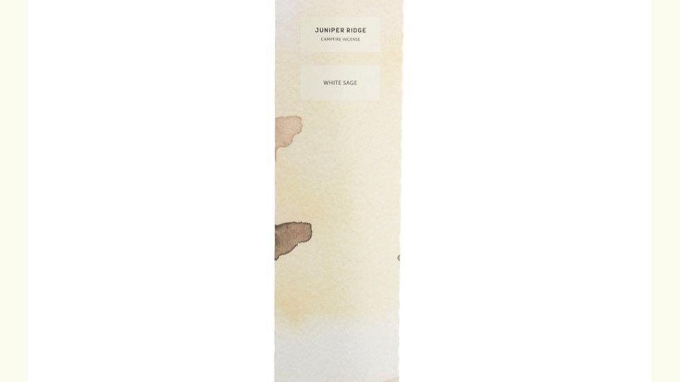 美國JUNIPER RIDGE White Sage Incense sticks 白鼠尾草薰枝 20pc (枝)