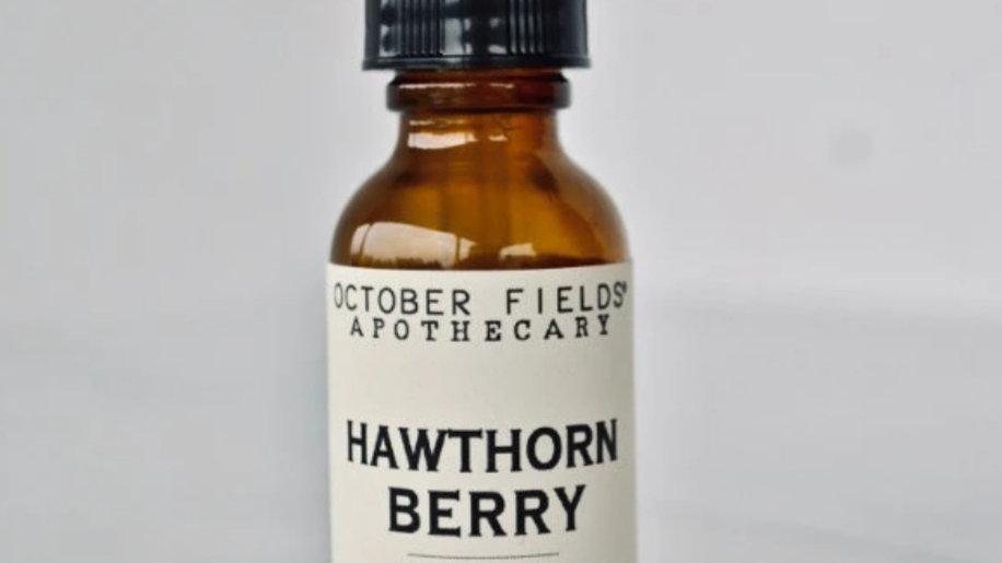 美國OCTOBER FIELDS Hawthorn 山楂滴管劑