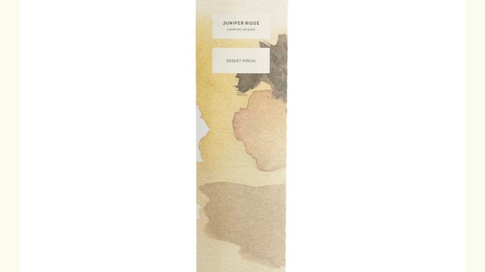 美國JUNIPER RIDGE Desert Pinon Incense sticks 沙漠矮松薰枝 20pc (枝)