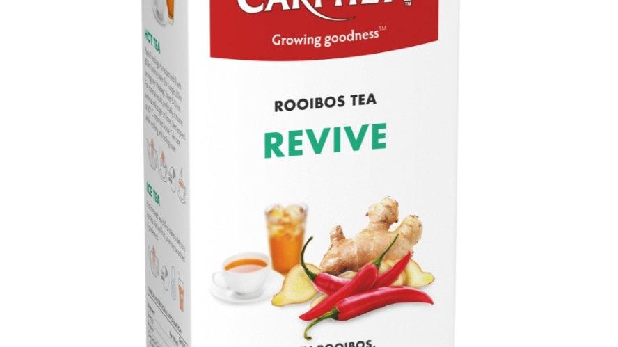 南非CARMIEN Revive 綠博士茶 + 薑 辣椒