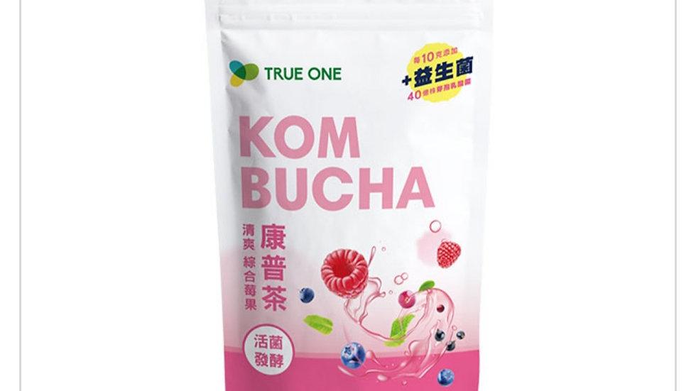 台灣TRUE ONE KOMBUCHA 康普茶 140g