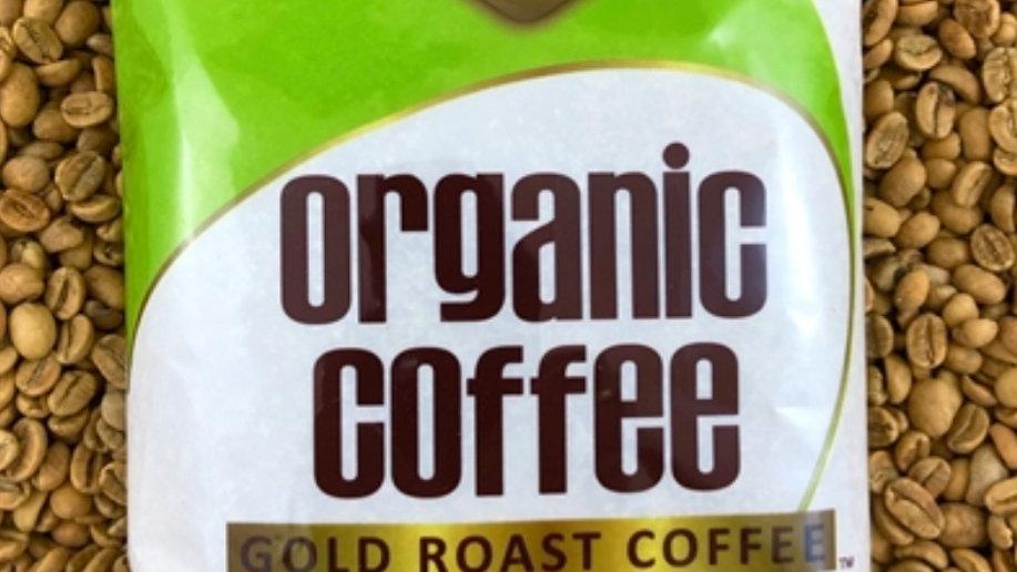 S.A. WILSON'S Organic Gold Roast Coffee