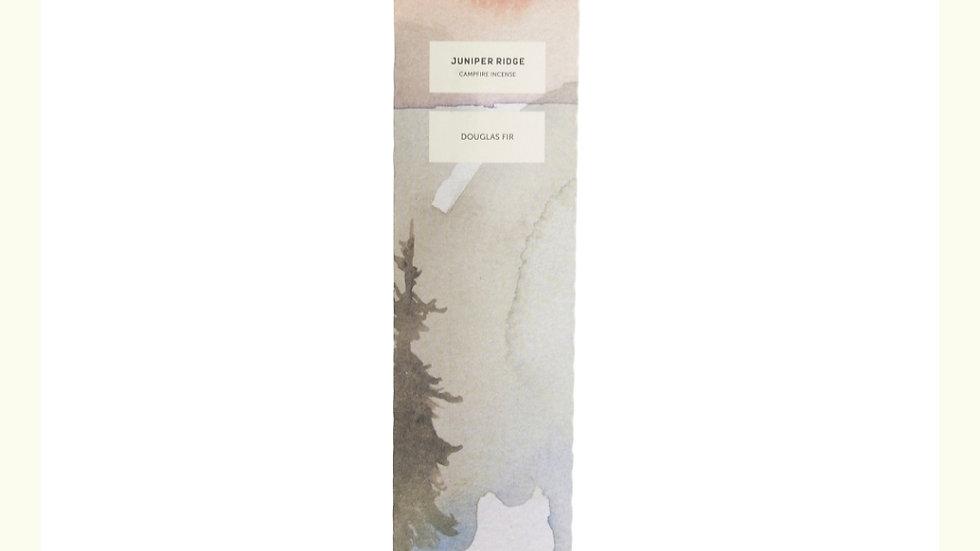 美國JUNIPER RIDGE Douglas Fir Incense sticks 花旗杉薰枝 20 pc(枝)