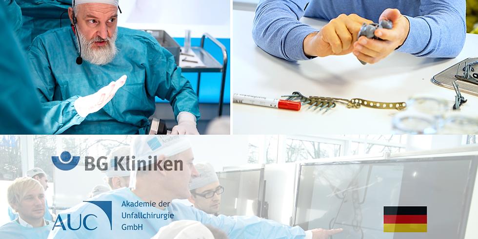 Specialist L5 - BG Kliniken Care of Excellence: Elbow - Dist. Humerus & Prox. Radius