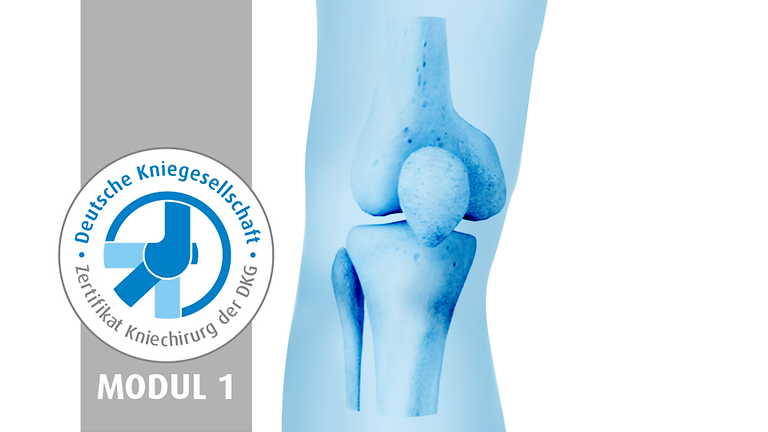 Specialist L5: Komplexe Ligamentrekonstruktionen am Kniegelenk   DKG Modulkurs Sportorthopädie